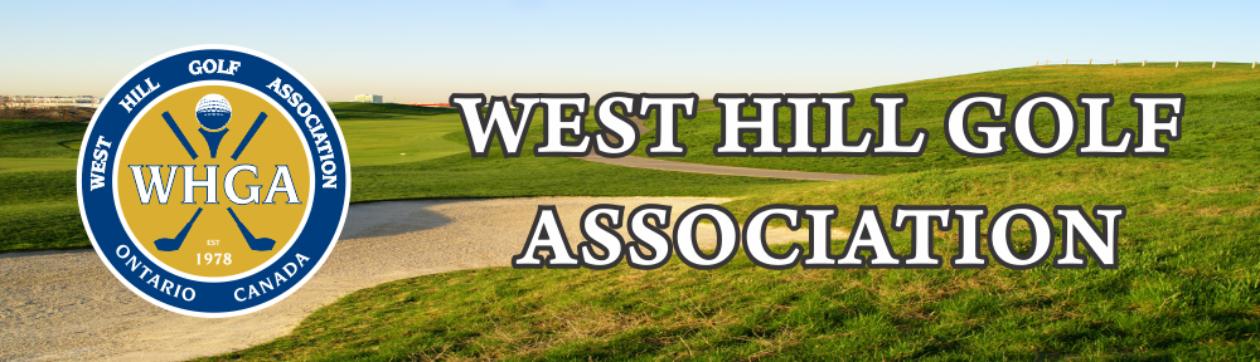West Hill Golf Association